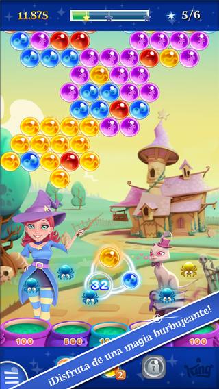Bajar Bubble Witch 2 gratis