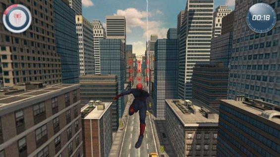 Jugar gratis juego de spiderman