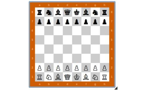 Jugar ajedrez en internet