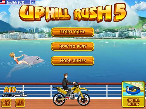 Jugar Uphill Rush 5 gratis y online