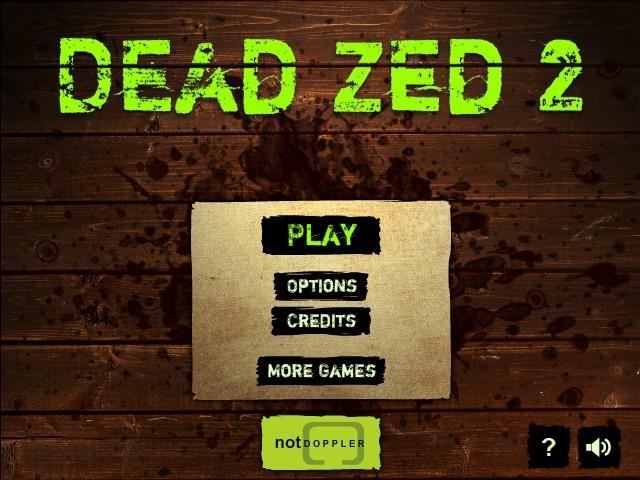 Jugar Dead Zed 2 gratis