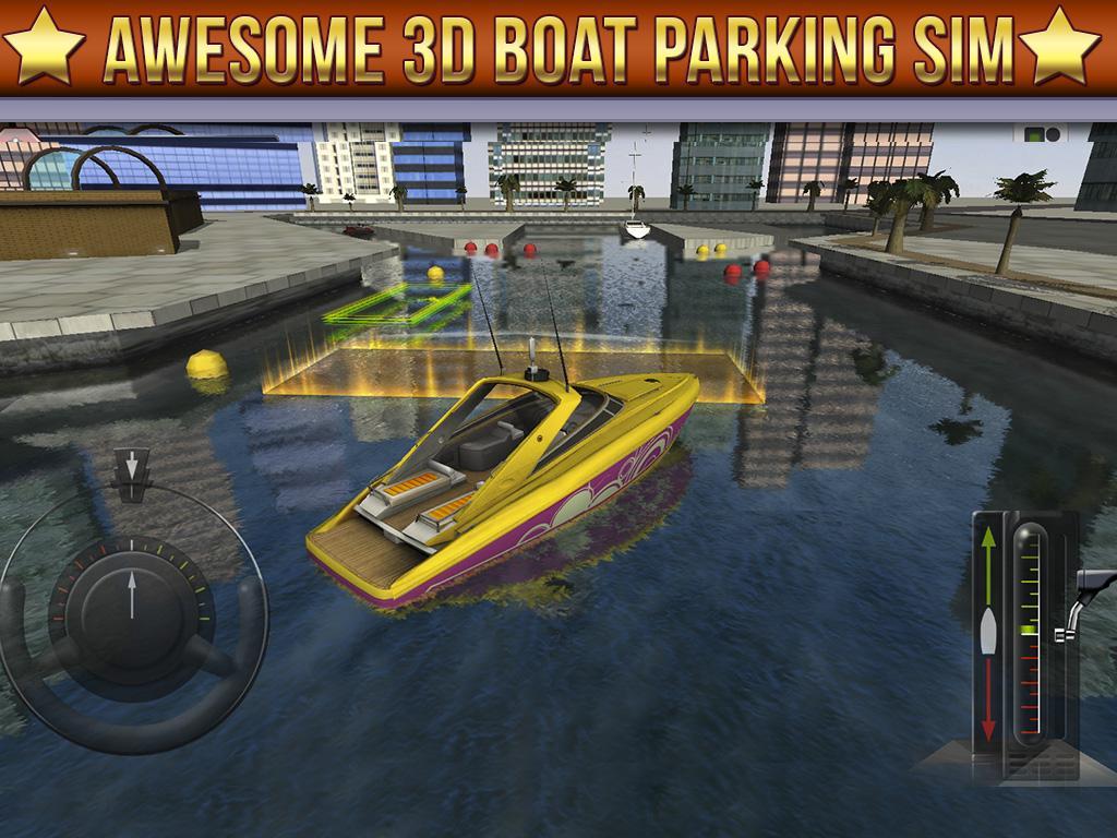 Descargar Atraque de Barcos en 3D en Android