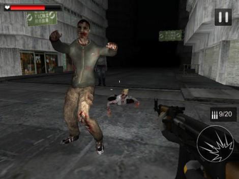 zombies en 3D para jugar online