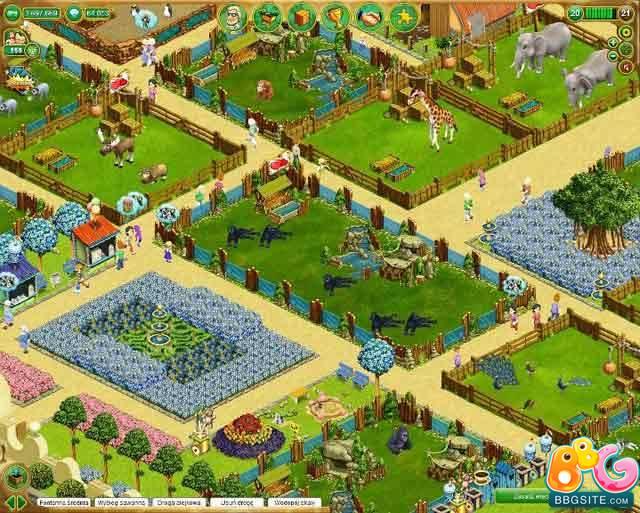 Juego de zoo gratis
