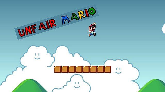 Jugar Unfair Mario online