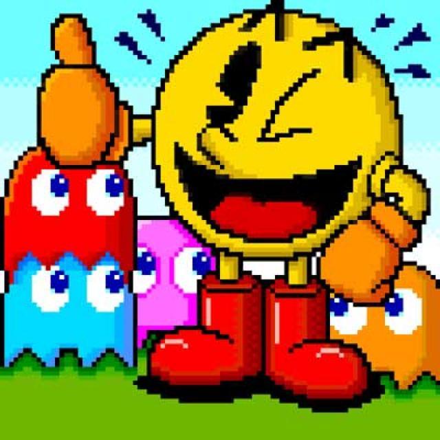 Juego de Mr Pacman en internet