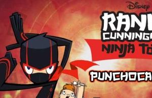 Randy Cunningham Ninja Total online