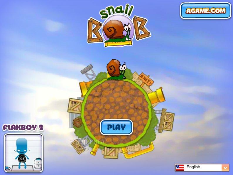 Snail Bob en internet