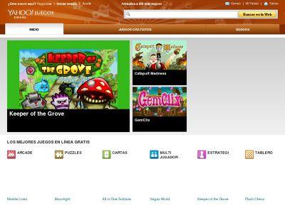 Sala de juegos de Yahoo!