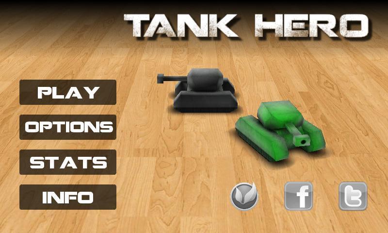 Jugar en Android Tank Hero