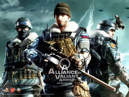 juego Alliance of Valiant Arms (A.V.A)