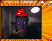 Juego de Paint on Yourself