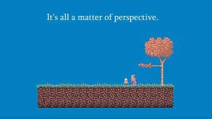 Jugar gratis al Perspective