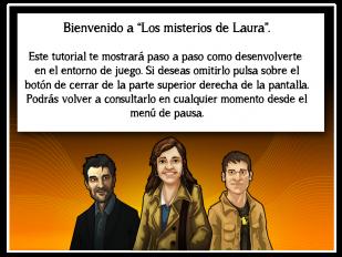 Jugar online a los misterios de laura