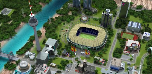 Juego soccer manager