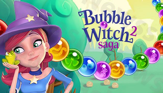 Juego de Bubble Witch 2 Saga gratis