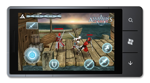 juegos y aplicaciones para Windows Phone