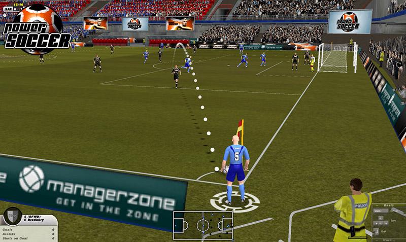 jugar Power Soccer online