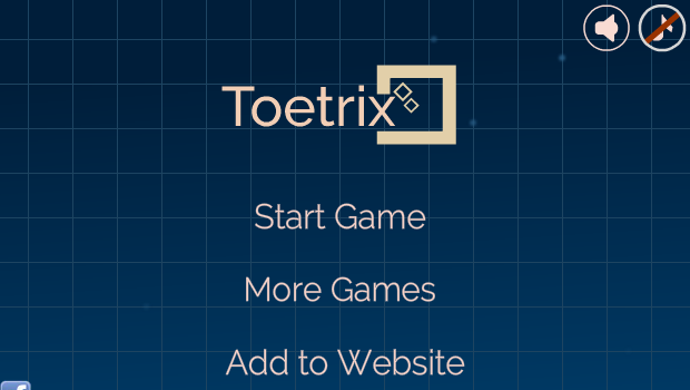 jugar Toetrix gratis