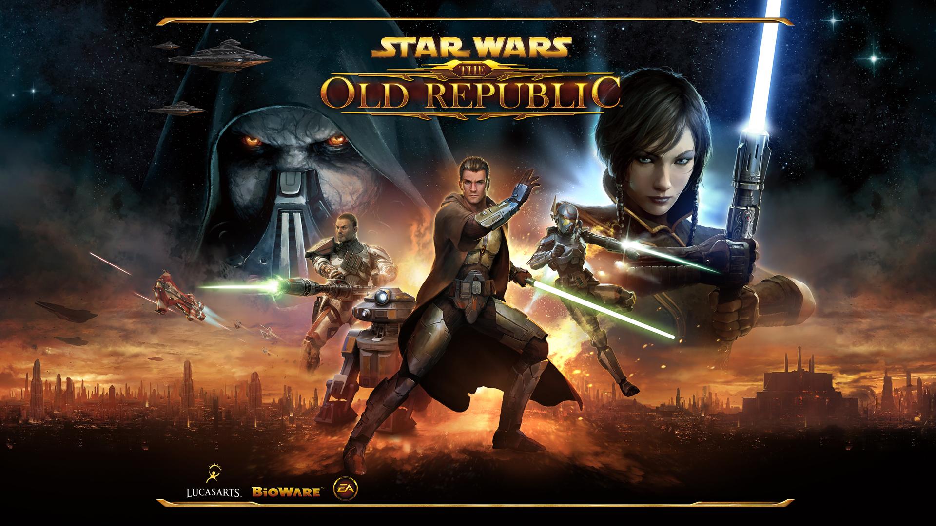 Bajar Star Wars: The Old Republic