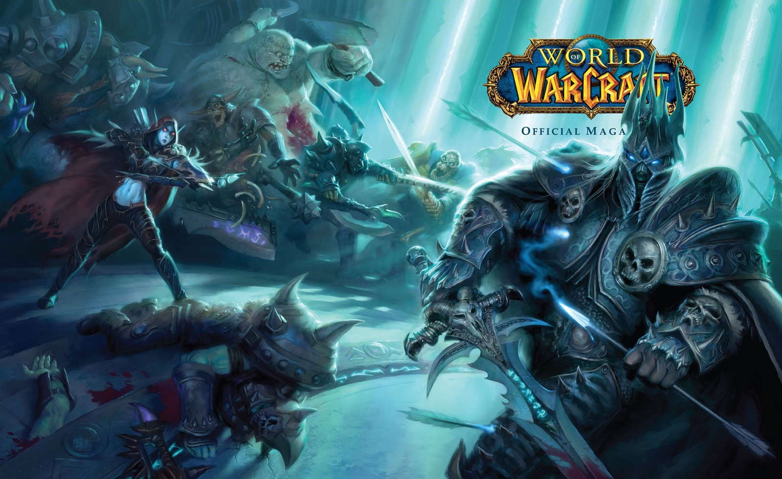 Novedades del Word of warcraft