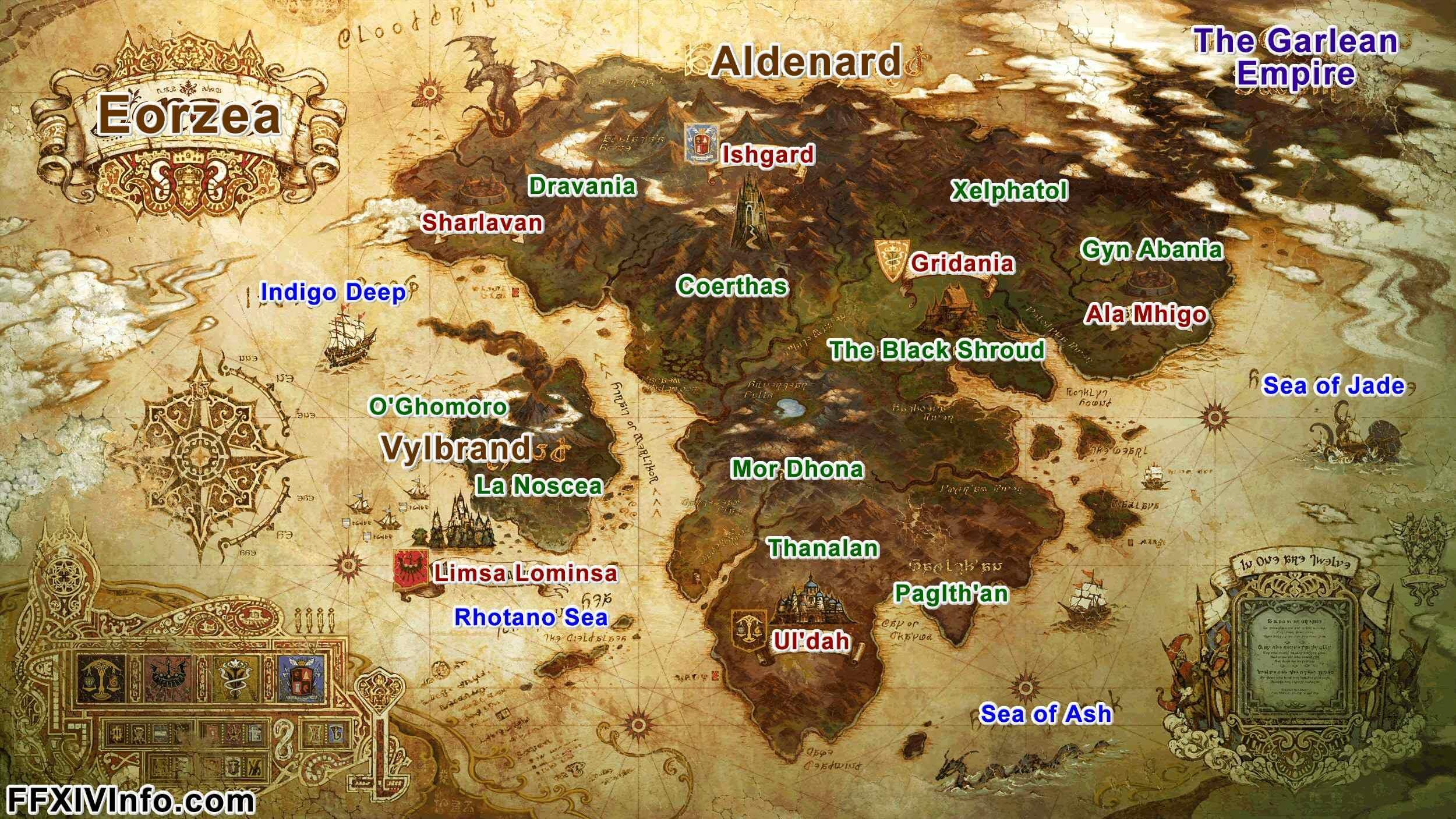 Juego Final Fantasy XIV A Realm Reborn