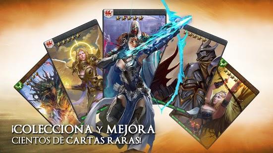 Jugar Héroes de Camelot Android