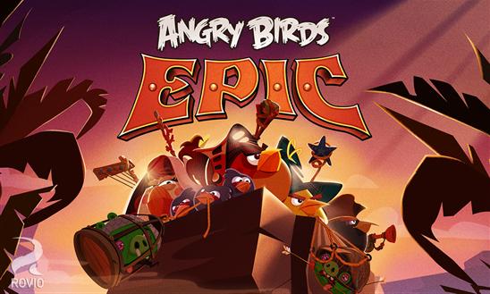 Descargar Angry Birds Epic