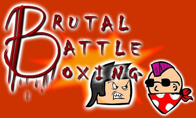 Juego online Brutal Battle Boxing
