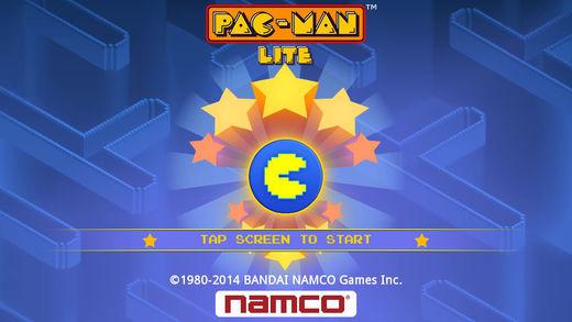 PAC-MAN Lite para iPhone