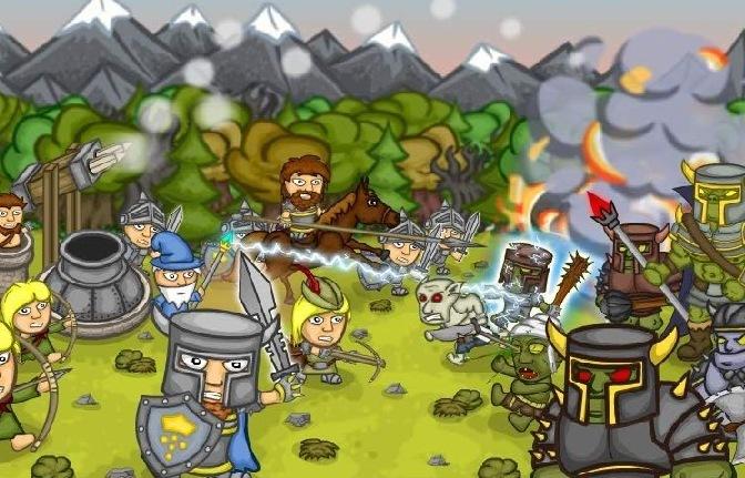 Jugar Zombie Crusade online