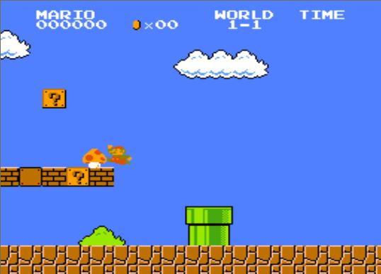 original mario bros game online