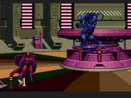 Juego X-Men 2: Clone Wars