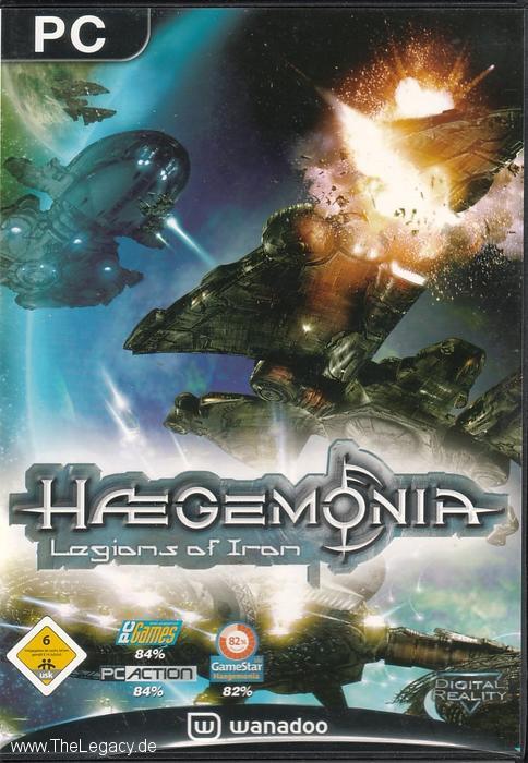Juego Haegemonia Gold Edition