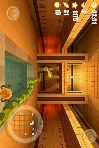 Descargar 3D Snake Revenge Android