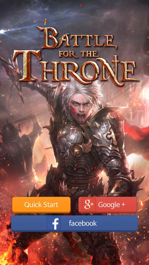 Battle for the Throne Android