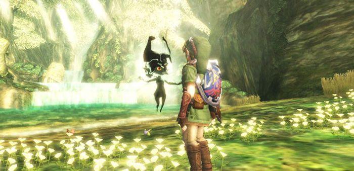 Juego The Legend Of Zelda Twilight Princess