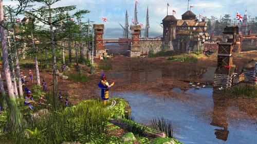 Juego Age of Empires III de estrategia