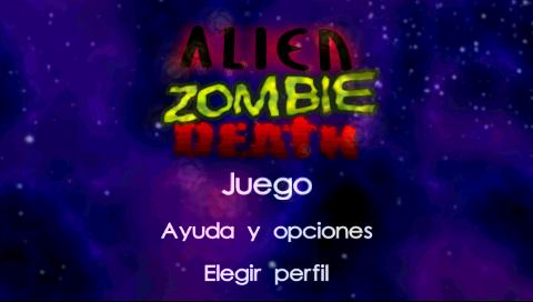 Juego Alien Zombie Death