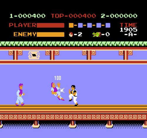 Juego online kung fu