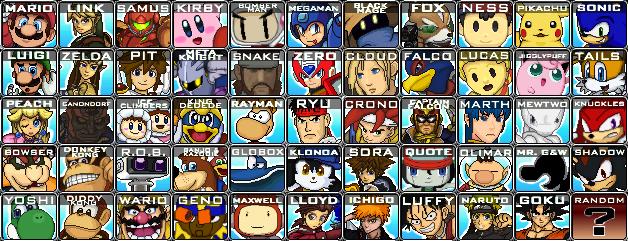 Juego online Super Smash Flash 2 | Juegos Gratis