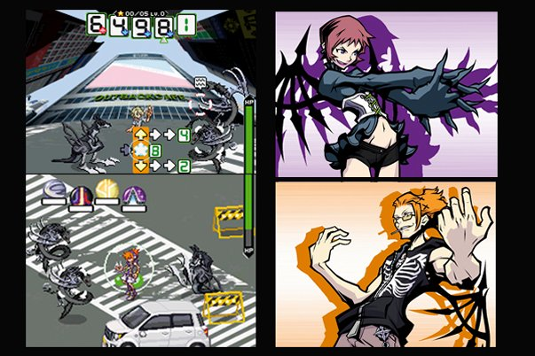 The World Ends With You juego