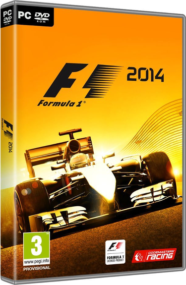 Carrera de autos para PC F1 2014