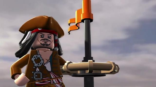 trucos para el LEGO Piratas del Caribe