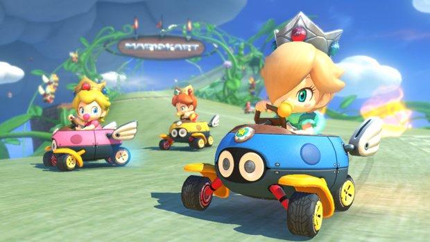 Excelente guía de cómo jugar Mario Kart 8