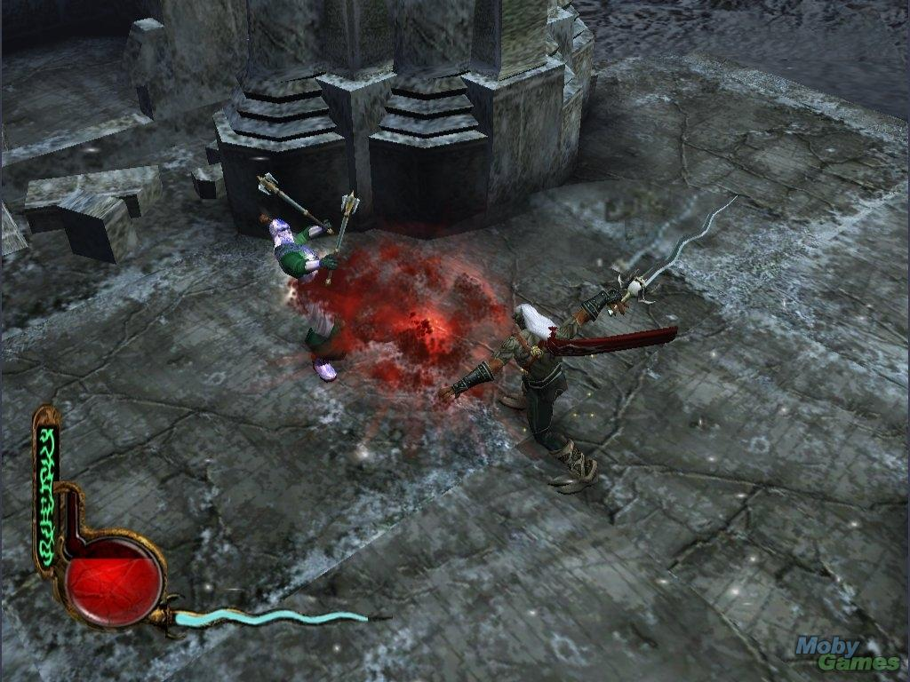 Juego Legacy of Kain: Defiance