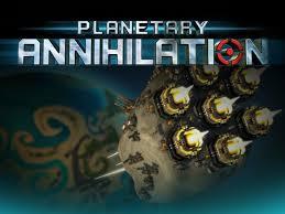 Planetary Annihilation jugar