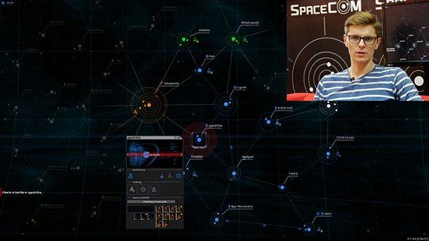 Juego de pc Spacecom