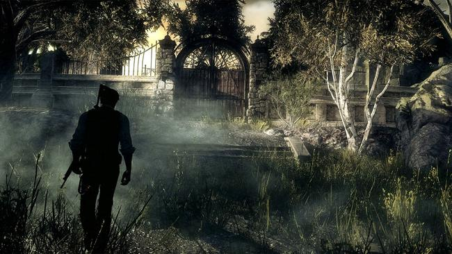 Jugar The Evil Within