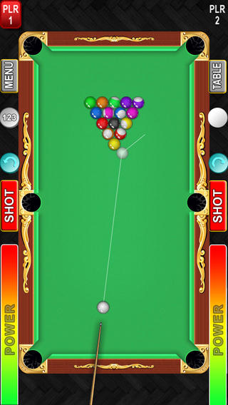 Pool en iPhone